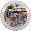 1978 First Town Days Plate