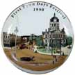1990 First Town Days Plate