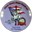 2003 First Town Days Plate