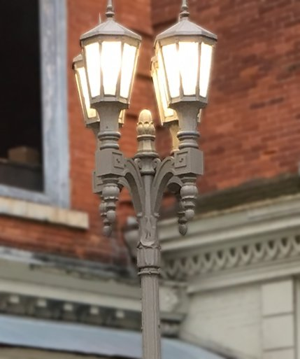 LED Lampost