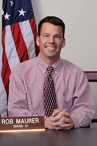 Rob Maurer, City Council Ward 4