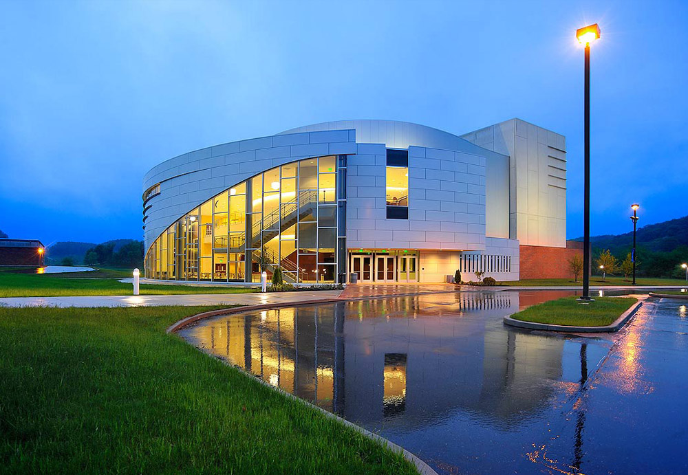 Performing Arts Center, Kent State University Tuscarawas